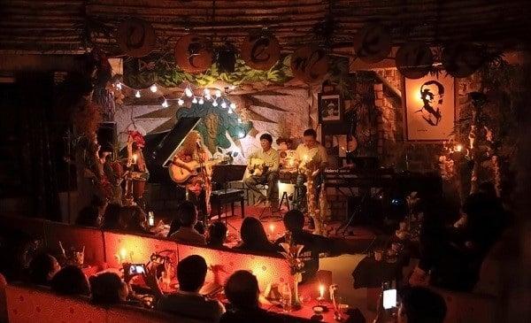 The Escape Bar nổi tiếng ở Đà Lạt