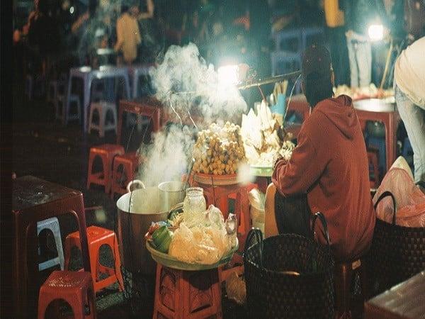 Ăn đêm ở Đà Lạt