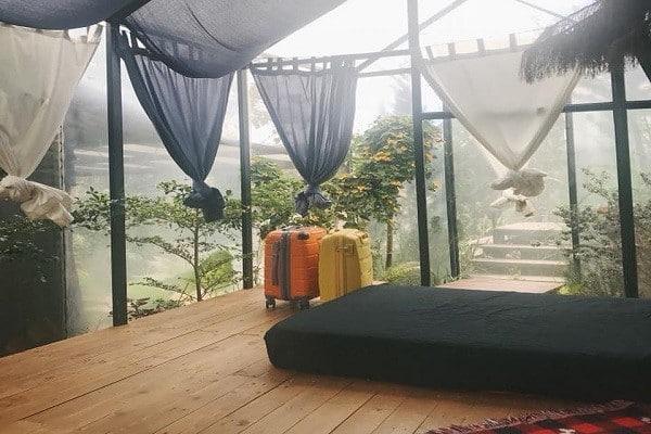 The Barn Home Farm - Homestay Đà Lạt có view săn mây