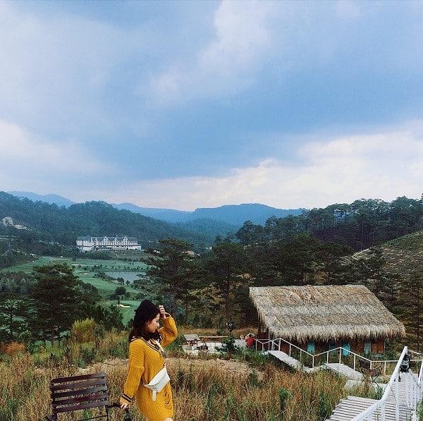 The Wilder-nest - Homestay Đà Lạt view săn mây đẹp