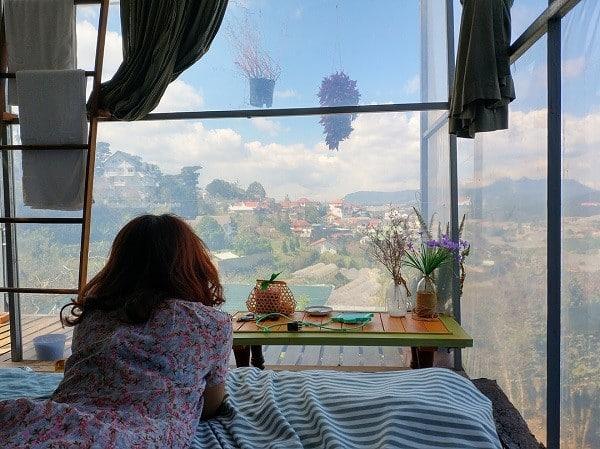 Homestay Home of dreamers Đà Lạt view săn mây