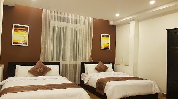 Khách sạn Uyên Phương gần chợ Đà Lạt giá bình dân