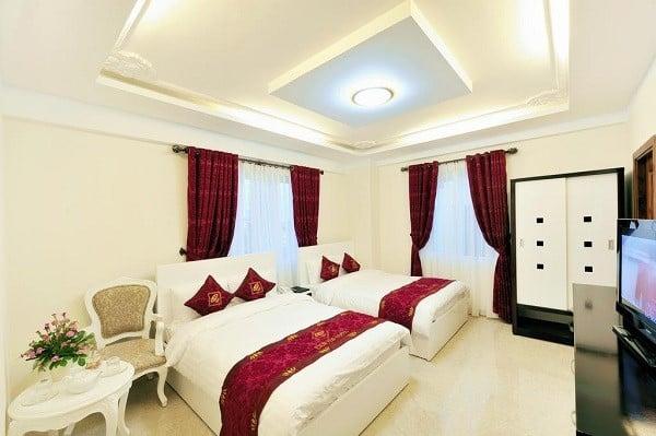 Khách sạn Phước Sơn gần chợ Đà Lạt giá bình dân