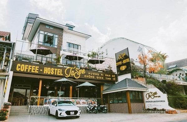 Khách sạn Tasme Hotel gần chợ Đà Lạt giá bình dân