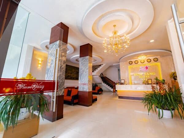 Sảnh khách sạn Rum Vang