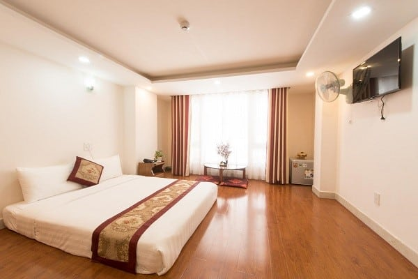 Hotel Liên Hương 2 Đà Lạt cho cặp đôi