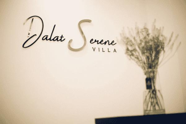 Khách sạn Dalat Serene Villa cho cặp đôi