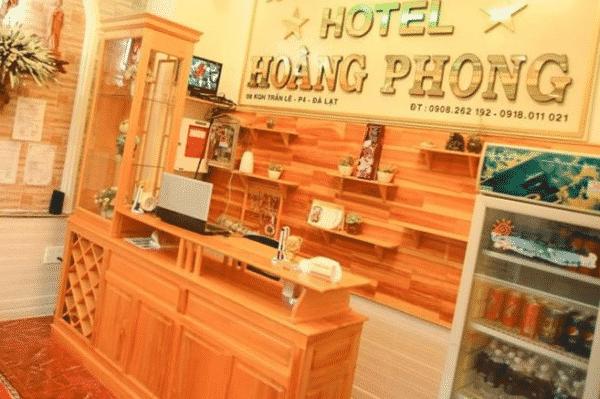 Khách sạn Hoàng Phong Đà Lạt cho cặp đôi