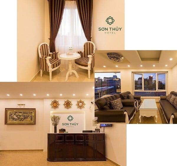 Hotel Sơn Thủy 2 Đà Lạt cho cặp đôi
