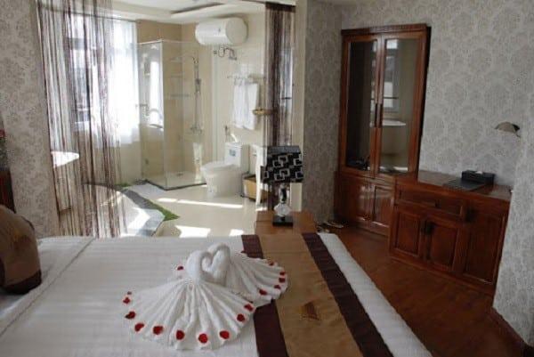 Khách sạn Phố núi cho cặp đôi