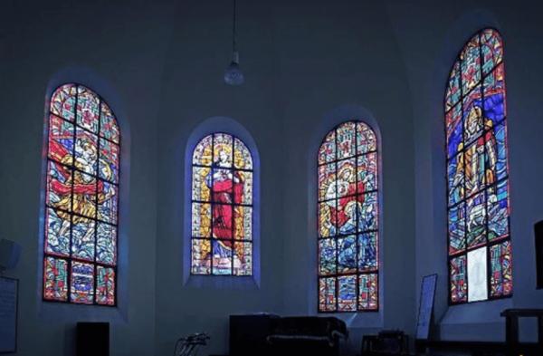 Khám phá những điều chỉ được cảm nhận khi đến nhà thờ con trống Đà Lạt - Ảnh 2