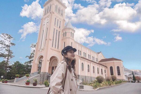 Nhà thờ con gà trống Đà Lạt - Ảnh 1