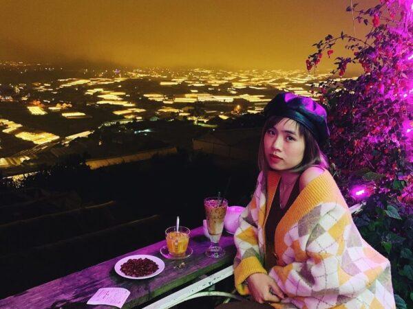 Thung lũng đèn coffee Đà Lạt