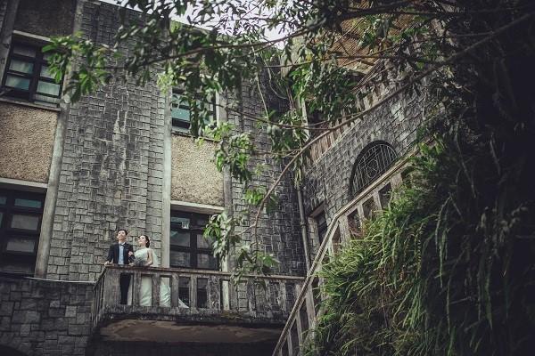 Viện Sinh Học - Địa điểm chụp ảnh cưới đẹp ở Đà Lạt