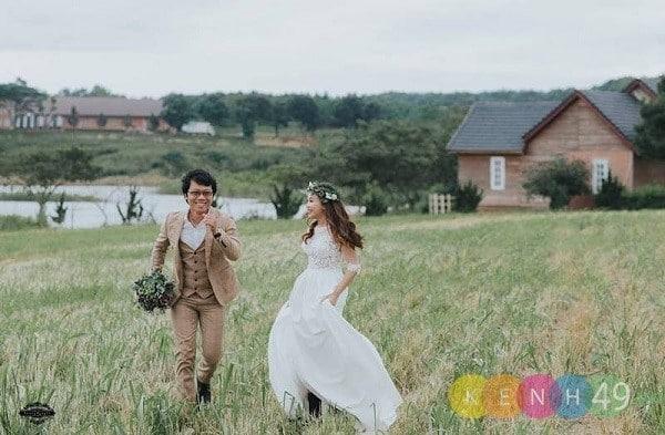 DaLat Milk Farm - Địa điểm chụp ảnh cưới đẹp tại Đà Lạt