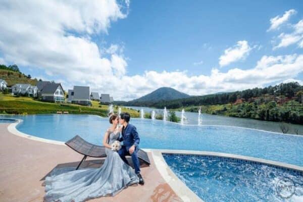 Đà Lạt Wonder Resort - Địa điểm chụp ảnh cưới đẹp tại Đà Lạt