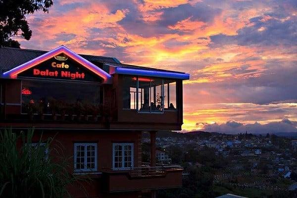 Quán Cafe Đà Lạt Nights