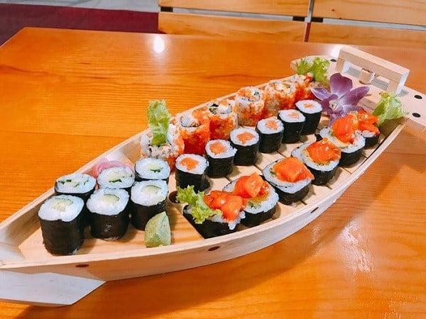 Sushi Tokyo - Nướng & Lẩu