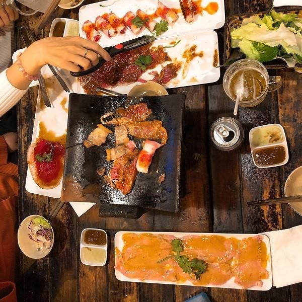 Nhà hàng cơm chay Hoa Sen