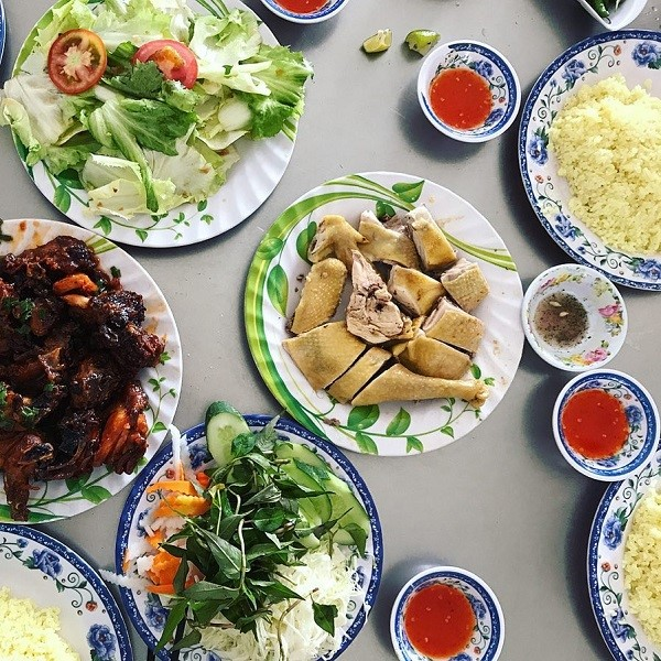 Cơm gà ta Phan Rang