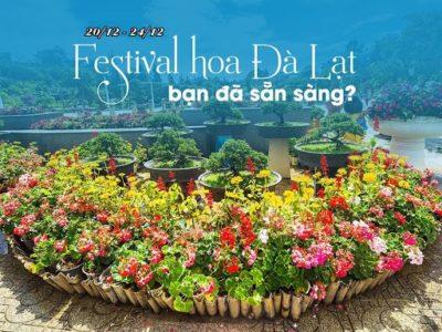 """""""Cơn sốt"""" lễ hội Festival Hoa Đà Lạt 2020 dự kiến thu hút nhiều khách du lịch"""