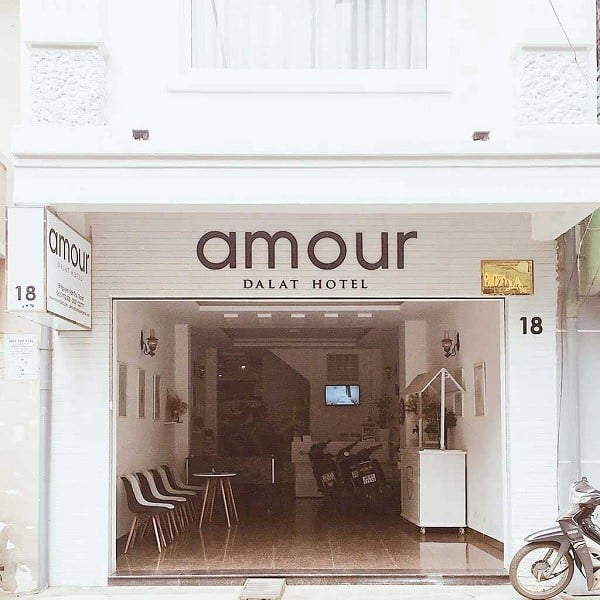 Amour hotel