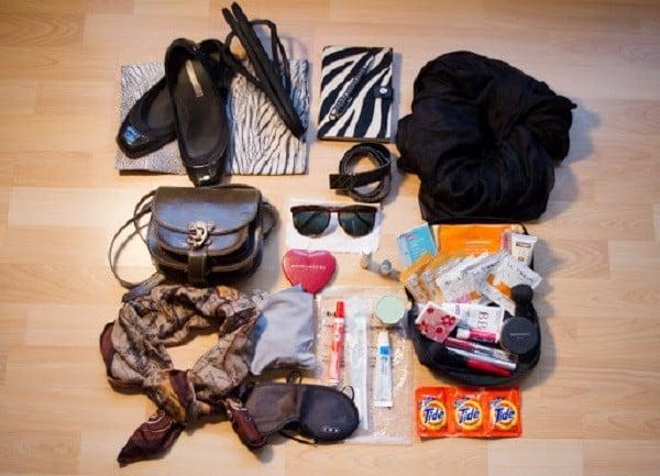 Những vật dụng cần chuẩn bị khi đi du lịch bụi Đà Lạt một mình