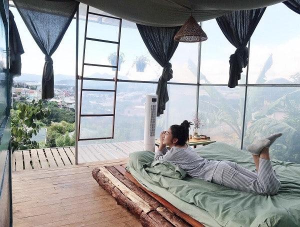 Homestay cho người thích đi du lịch bụi Đà Lạt một mình