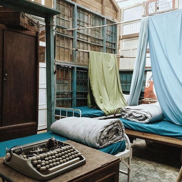 Một kiểu homestay khác cho người thích đi du lịch bụi Đà Lạt một mình