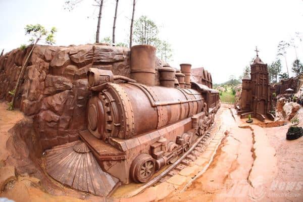 Đường Hầm Đất Sét
