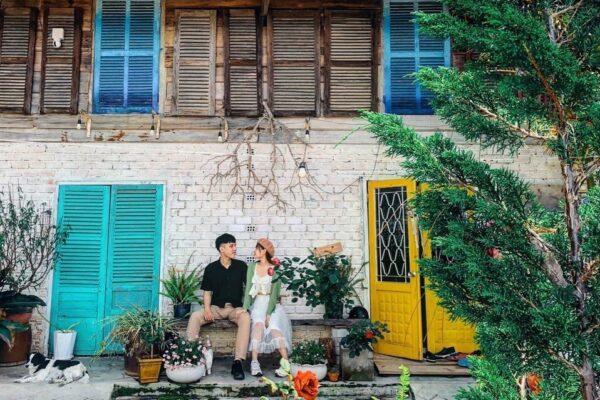 HomeFarm homestay phong cách vintage ở Đà Lạt