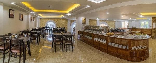 Khách sạn 4 sao 7S Hotel President Dalat