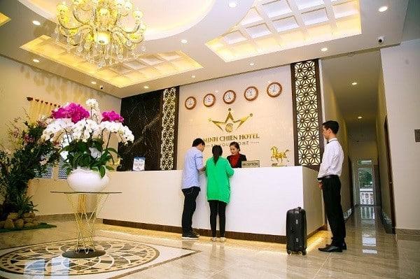 Khách sạn 3 sao Minh Chiến Đà Lạt