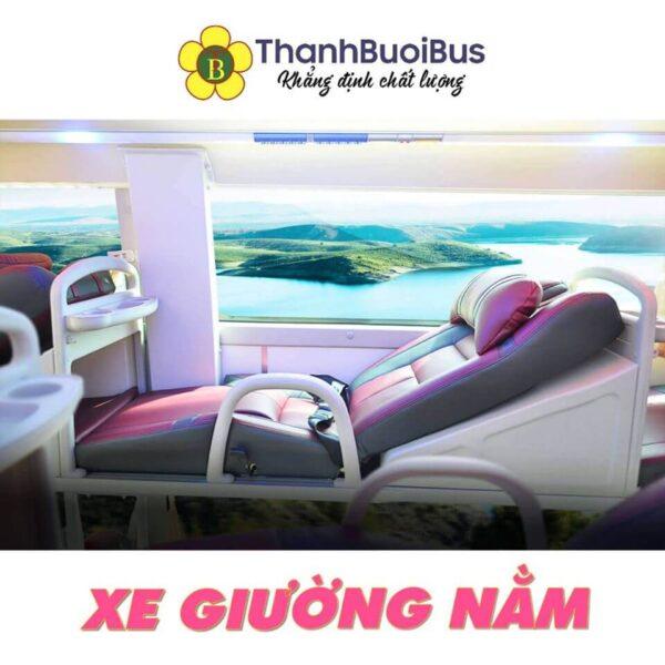 Xe Giường Nằm Thành Bưởi đi Đà Lạt từ TPHCM