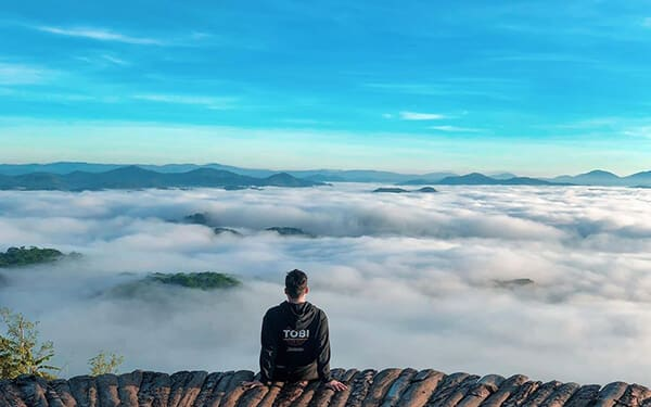 Lý do nên trải nghiệm săn mây ở Đà Lạt?