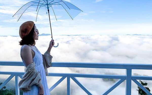 Tour săn mây Đà Lạt