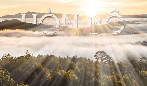 Đỉnh Hòn Bồ săn mây ở Đà Lạt