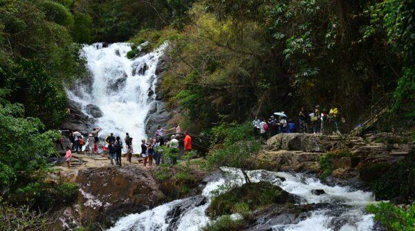 Datanla, nơi suối nguồn tuôn chảy