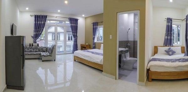Khách sạn Cẩm Tú Cầu 27 Lê Hồng Phong