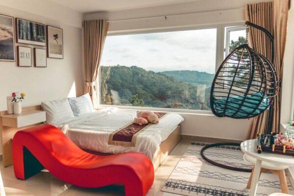 Đặt phòng khách sạn sớm là quyết định sáng suốt cho chuyến du lịch Đà Lạt tháng 4