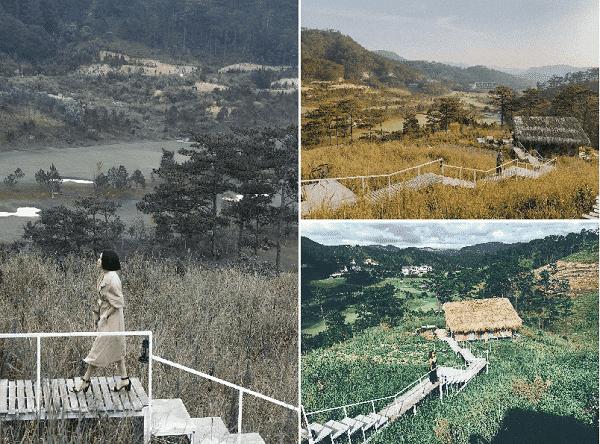 Homestay The Wilder-nest gần Hồ Tuyền Lâm