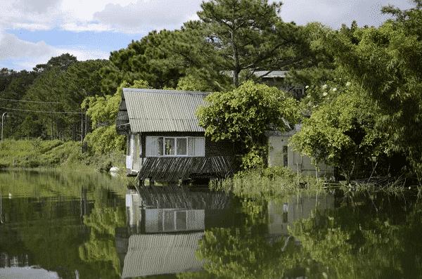 Homestay The Lake House gần Hồ Tuyền Lâm