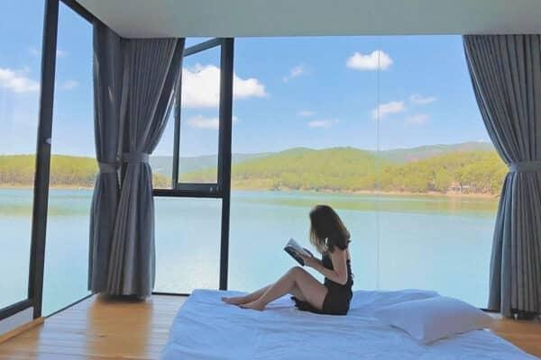 Những homestay gần hồ Tuyền Lâm có view đẹp đáng để trải nghiệm khi đến Đà Lạt