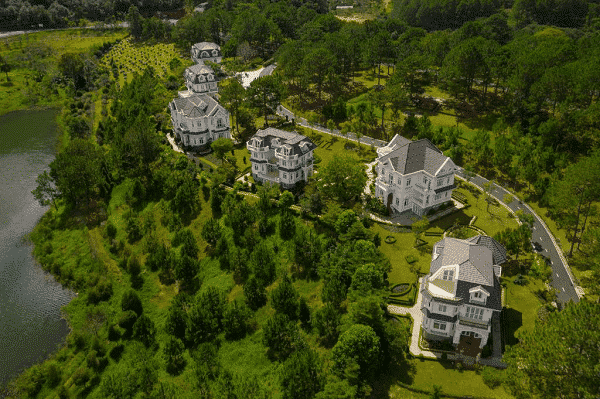 Sam Villa Đà Lạt gần Hồ Tuyền Lâm