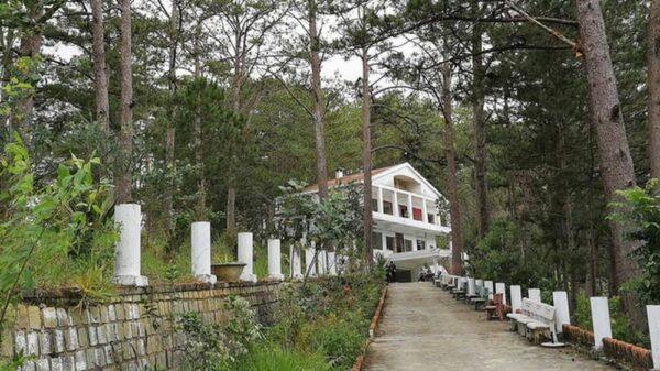 Điểm du lịch nhà ma Đà Lạt gần thác Prenn