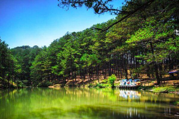Thung lũng Vàng và thiên nhiên