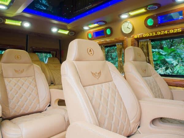Thành Đô limousine