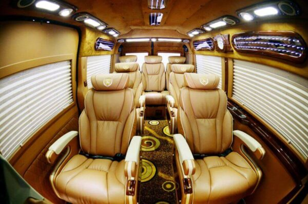 Đức Tuấn limousine