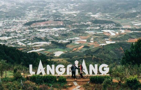 Điểm du lịch Langbiang gần Tuyệt Tình Cốc