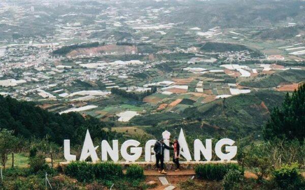 Khu du lịch Langbiang: Điểm du lịch Đà Lạt tháng 3